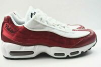 Nike Air Max 95 LX (Mens Size 8.5) Shoes AA1103 601 White Red Crush wmn sz 10
