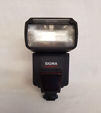 Sigma EF-610 DG ST Electronic Flash for Sony SLR Cameras SO-ADI