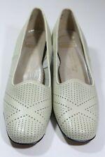 Vintage Montgomery Ward Womens Heels Shoes Pumps Size 9B