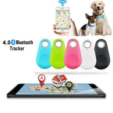 Smart Bluetooth Finder Kids Pet Key Wallet Tracker GPS Locator Tracking Tag