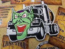 Green Goblin Truck patch