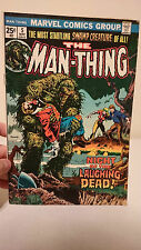 The Man-Thing #5 1974 Marvel