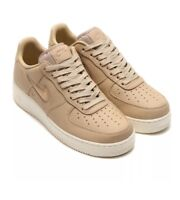 NIKE AIR FORCE 1 RETRO PRM JEWEL PACK MUSHROOM SAIL DS 941912 200 Size 10