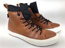 9c8824ad0006e8 Converse Chuck Taylor All Star 2 153572C HI Boot Brown Black Mens 7.5  Waterproof