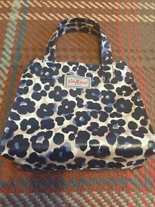 Cath Kidston Flower Leopard Mini Lunch Tote Bag