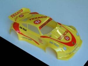 0037 - Porsche 911 1/10 scale RC Car Body Clear 200mm Traxxas 4tec CRC HPI RC10