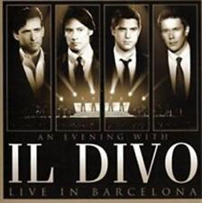 Il Divo - An Evening With Il Divo - Live NEW CD
