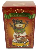 San Francisco Music Box Co Christmas Warms the Heart Annual Collection Ornament