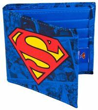 DC Comics Superman Metal Logo Men's Wallet