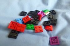 Lego Plates 2 x 2 Ref 3022 in various colours x 25pcs