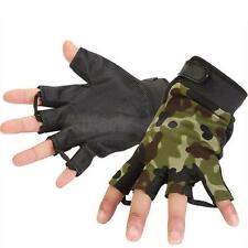 Klettern Handschuhe Klettersteighandschuhe Rutschfeste Tarnhandschuhe