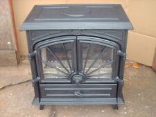 Franco Belge Wood Burning Stove Heating Stoves Ebay