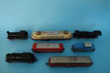KONVOLUT  7 x Märklin Lokomotiven ZUSTAND GUT !!!