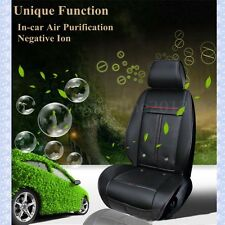 NEW Car Auto 3 In 1 Seat Cover Cushion w/ Cooling Warm Heated & Massage Leather