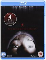 Blair Witch Project [Blu-ray] [DVD][Region 2]