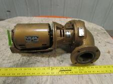 """Bell & Gossett B37TA79 3""""PD Flanged Bronze In-Line Booster Pump 3/4Hp 3PH M80039"""