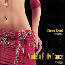 Modern Belly Dance from Egypt by Gizira Band BellyDance