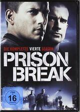 6 DVD-Box ° Prison Break - Staffel 4 ° NEU & OVP ° [PrisonBreak]
