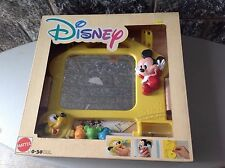 Vintage# Disney Musical Activity Mirror#Nib Mickey Mouse Baby