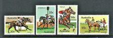 Australia 1978, Horse Racing sg699/702 MNH