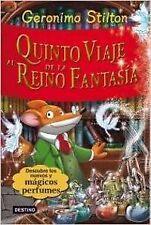 Quinto viaje al Reino de la Fantasía. ENVÍO URGENTE (ESPAÑA)