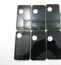 Lot of 6 Assorted Apple iPod Touches Grades C/D -Gj160