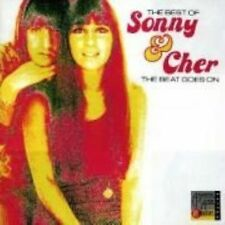 The Beat Goes On: The Best of Sonny & Cher by Sonny & Cher (CD, Nov-1991, Rhino (Label))