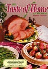 Taste of Home Recipe Book