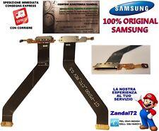 CAVO FLAT CONNETTORE DI RICARICA ORIGINALE SAMSUNG GALAXY TAB 2 P5100 5110 10.1
