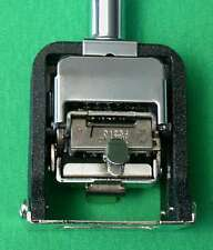 BATES ROYALL AUTOMATIC NUMBERING MACHINE NUMEROTEUR RNM6-7 W/BOX