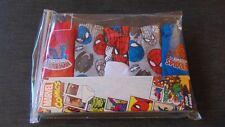 Marvel Set of 5 100%Cotton 'Amazing Spiderman' Briefs 2-3yrs 98cm Multi BNWT