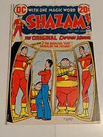 Shazam #4 July 1973 DC Comics The Original Captain Marvel ORIGIN