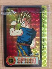 Carte Dragon Ball Z DBZ Carddass Hondan Part 18 #45 Prisme 1994 MADE IN JAPAN