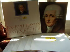 HAYDN: 12 London (Salomon) Symphonies > LPO Jochum / DG Anniversary Germany LPs