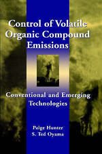 Volatile Organic: Conventional and Emerging Technologies by