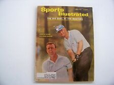 Sports Illustrated, April 5, 1965. The Big Duel at the Masters