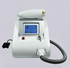 Professional Q Switch Yag ND Yag Laser Tattoo Pigment Removal Beautycare Machine