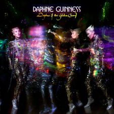 Daphne Guinness : Daphne and the Golden Chord CD (2018) ***NEW***