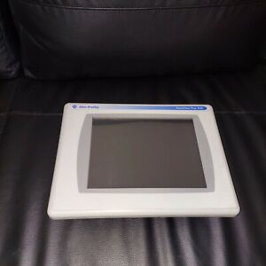 Allen Bradley PanelView Plus 1000 2711P-T10C4A9 Touch 2012 Low Hours  Fast WRNTY