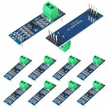Aceirmc 10pcs Max485 Rs485 Transceiver Module Ttl Uart Serial To Rs 485 Modul