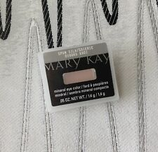 New In Package Mary Kay Mineral Eye Color Spun Silk Full Size Fast Ship