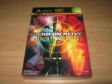 Dead or Alive Ultimate Game XBOX NTSC JAP - Brand New & Sealed