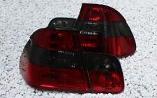 Feux Arrière Feux arrière Kit BMW e46 3 BERLINE ROUGE NOIR SMOKE verre/cristal