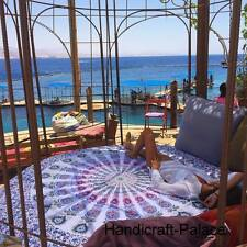 Indian Mandala Tapestry Wall Hanging Queen Bedspread Hippie Bohemian Tapestries
