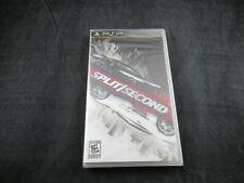 Split/Second (Sony PSP, 2010) *Factory Sealed*