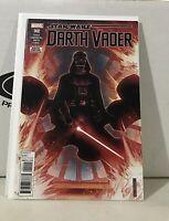 Star Wars Darth Vader #2A (2017 Marvel Comics 2nd Series) VF/NM 1st Printing