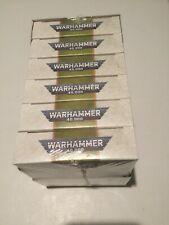 WARHAMMER 40000 40K SPACE MARINE HEROES SERIES 3 RETAIL BOX OF 6 PACKS SEALED