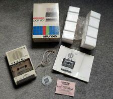 More details for vintage grundig dcr 001 data tape cassette recorder boxed unused from new