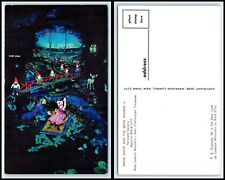 TENNESSEE Postcard - Rock City, Fairyland Caverns, Snow White & 7 Dwarfs L24