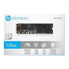 HP S700 M.2 2280 120GB SATA III 3D TLC NAND Internal Solid State Drive (SSD)
